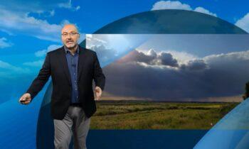 Αρναούτογλου Καιρός: Για άνοδο της θερμοκρασίας σήμερα κάνει λόγο ο γνωστός μετεωρολόγος στο δελτίο καιρού της ΕΡΤ3.
