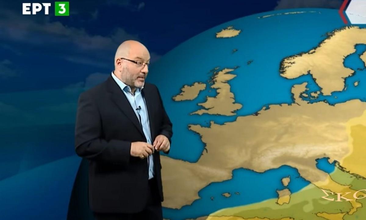 Αρναούτογλου Καιρός: Αφόρητη ζέστη και 40 βαθμοί – Ποιες περιοχές θα τη… γλιτώσουν