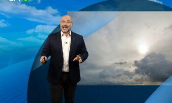 Αρναούτογλου Καιρός: Για άνοδο της θερμοκρασίας κάνει λόγο ο γνωστός μετεωρολόγος, που ωστόσο μιλάει ακόμα για μπόρες και καταιγίδες.
