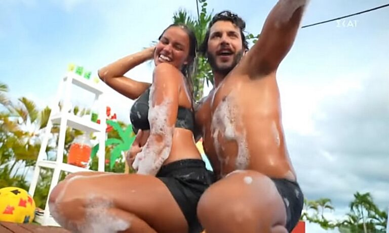 Survivor 28/6: Κόρο και Ασημακόπουλος φλέρταραν και σεξάλωσαν χωρίς αύριο στο πάρτυ!