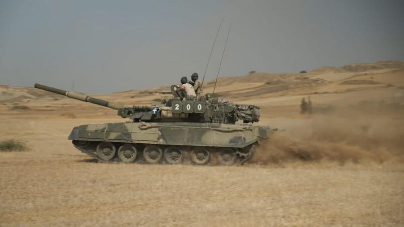 Η εθνική διακλαδική Τακτική Άσκηση Μετά Στρατευμάτων, ΤΑΑΣ-ΤΑΜΣ «Νικητής -Δήμητρα 2021» μπήκε στην τελική της ευθεία.