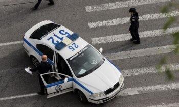 Κολωνός αστυνομία