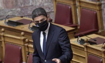 Αυγενάκης: Επείγουσα επιστολή προς τον Αλεξάντερ Τσέφεριν που κοινοποιήθηκε στον γ.γ. Θόδωρο Θεοδωρίδη, απέστειλε ο υφυπουργός Αθλητισμού.