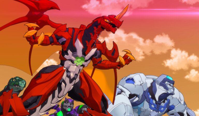Bakugan Special: Ένα πακέτο που ΠΡΕΠΕΙ να αποκτήσεις χθές!