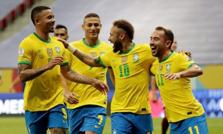 Copa America 2021 Βραζιλία – Βενεζουέλα 3-0: Εύκολα και απλά με ηγέτη τον Νεϊμάρ