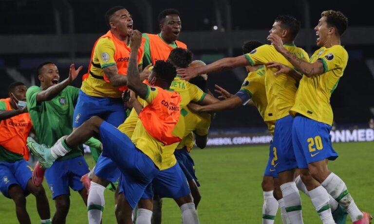 Copa America: Επική ανατροπή για τη Βραζιλία στο 90+10′! «Άρρωστο» γκολ του Ντίας (vid)