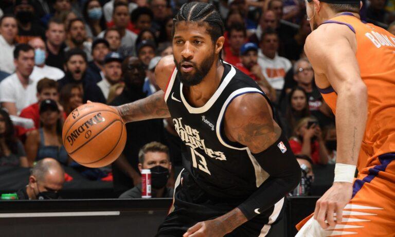 NBA αποτελέσματα: Οι Κλίπερς έχουν «σφυγμό» – Με ηγέτη τον Τζορτζ μείωσαν σε 2-1!