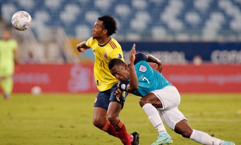 Copa America 2021 Κολομβία – Εκουαδόρ 1-0: Νίκη με απίστευτη… κομπίνα!
