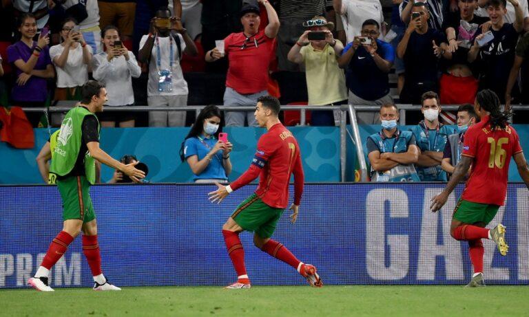 Euro 2020 – Πορτογαλία – Γαλλία : Πέναλτι του Γιορίς, 1-0 Κριστιάνο (vid)