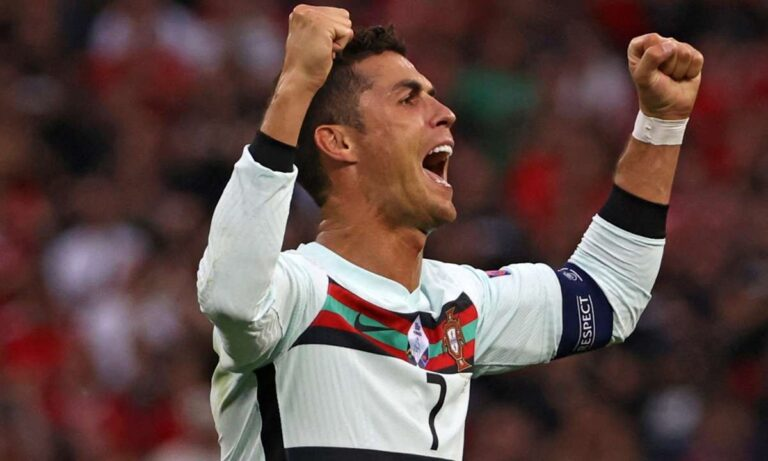 Euro 2020: Ξεπέρασε τον Αντρέι Σεφτσένκο ο Κριστιάνο Ρονάλντο (vid)