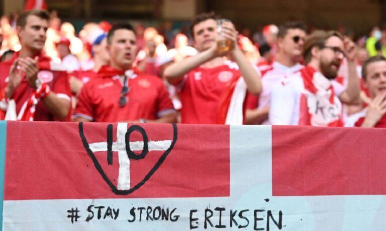 Euro 2020 – Δανία – Βέλγιο: «Ράγισαν τα τσιμέντα» για τον Έρικσεν!