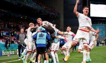 Ό,τι και να γίνει από εδώ και στο εξής στο Euro 2020, το συμπέρασμα δεν αλλάζει: Η Δανία είναι η μεγάλη νικήτρια της διοργάνωσης.