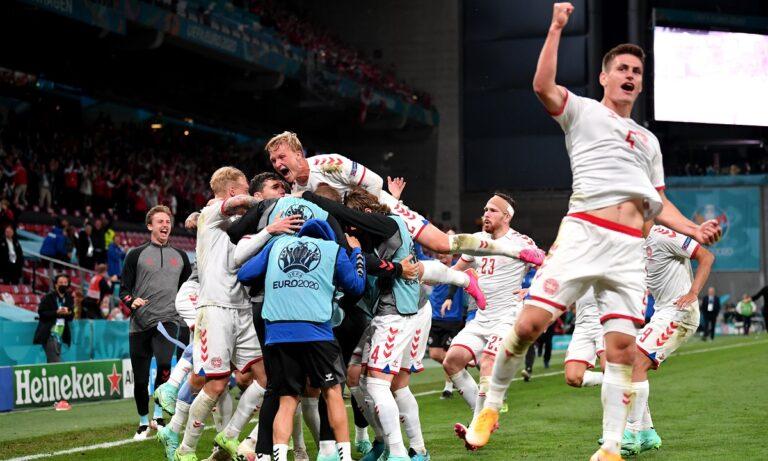 Euro 2020 – Στη Δανία ξέρουν από παραμύθια και είναι, ήδη, οι μεγάλοι νικητές της διοργάνωσης