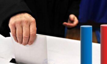 Πρόθεση ψήφου: Η διαφορά ΝΔ-ΣΥΡΙΖΑ και τα... ελληνοτουρκικά