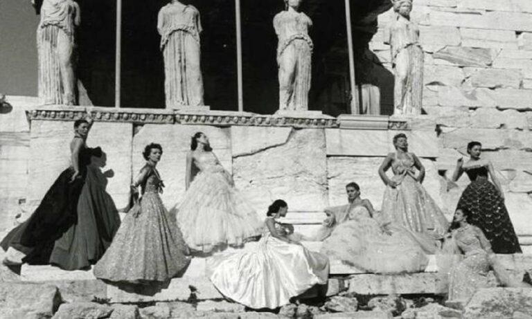 Ξεκινούν οι φωτογραφίσεις για τον οίκο Dior στην Ακρόπολη παρά τις αντιδράσεις (vid)