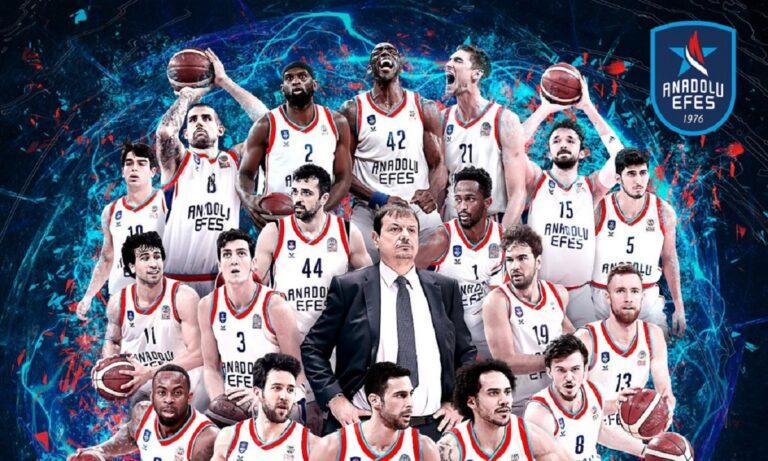Εφές: Σήκωσε και το πρωτάθλημα Τουρκίας