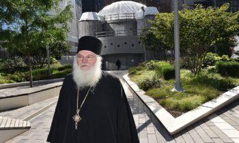 Ξέρεις ποιος είναι ο γέροντας Εφραίμ; - Από την Παρασκευή βρίσκεται διασωληνωμένος στον Ευαγγελισμό ο ηγούμενος της μονής Βατοπεδίου.