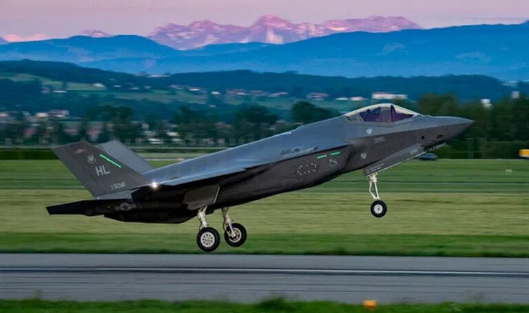 H Ελβετία αγοράζει F-35 και Patriot