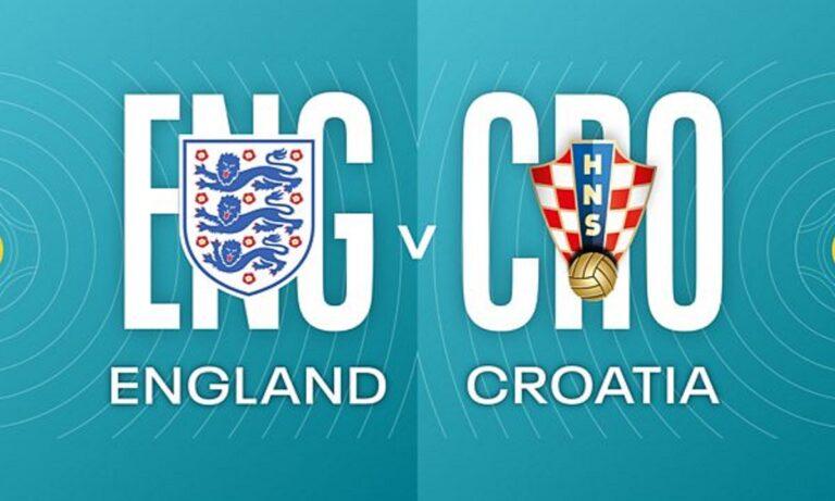 Euro 2020: Αγγλία – Κροατία LIVE
