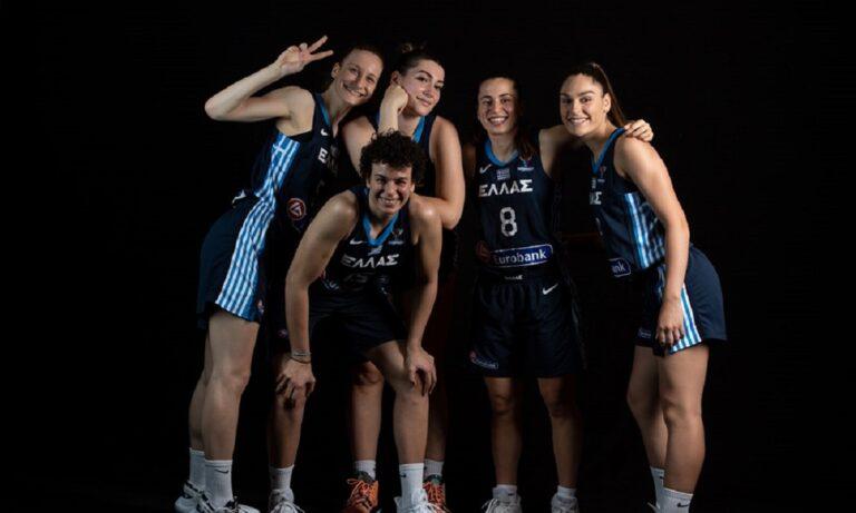 Ευρωμπάσκετ Γυναικών: Το αφιέρωμα του Sportime