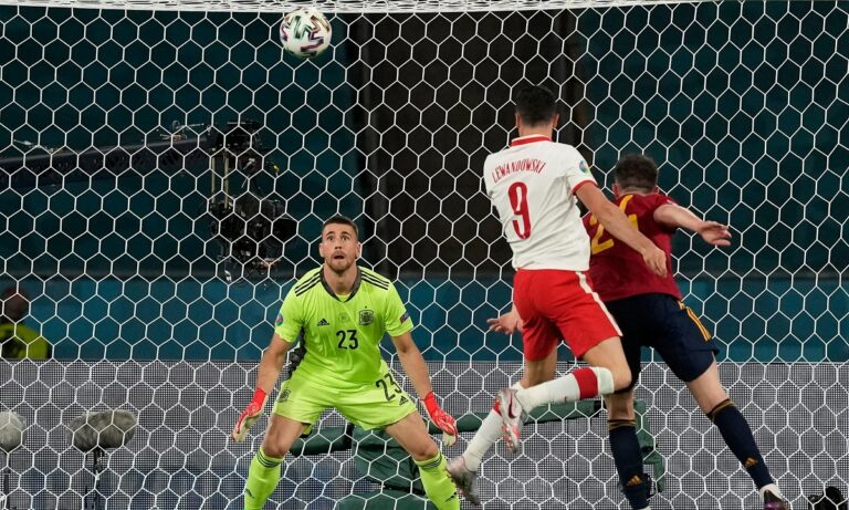 Euro 2020 – «Ζητώ συγγνώμη από τον Λεβαντόφσκι»
