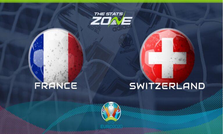 Euro 2020: Γαλλία – Ελβετία LIVE 7-8 (ΤΕΛΙΚΟ)
