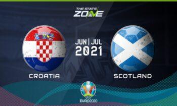 Euro 2020: Κροατία – Σκωτία 1-1 (2ο ημίχ.). Σέντρα στις 22:00 για τον τέταρτο όμιλο της διοργάνωσης με το ματς να πραγματοποιείται στην Γλασκώβη.