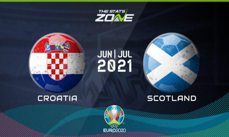Euro 2020: Κροατία – Σκωτία LIVE