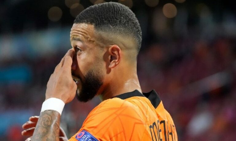 Euro 2020 Ολλανδία – Αυστρία: Απίθανο! Ο Ντεπάι το έχασε σε κενή εστία (vid)