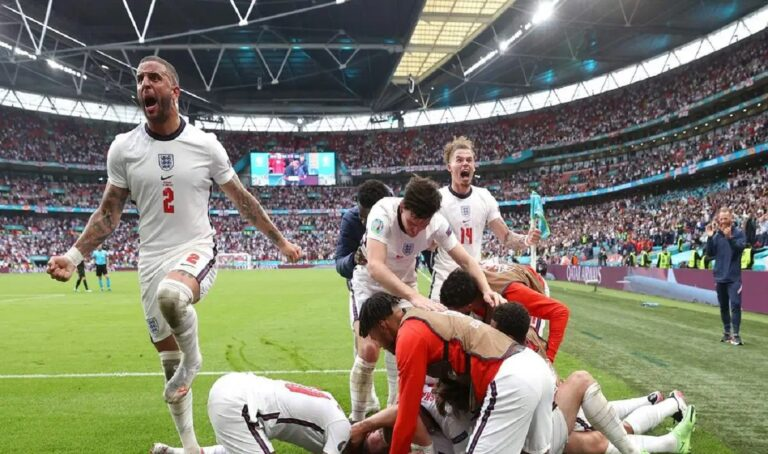 EURO 2020 – Αγγλία: Ας το πάρει από τώρα, να τελειώνουμε…