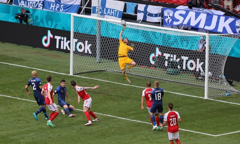 Euro 2020 Δανία – Φινλανδία 0-1: Όταν το αποτέλεσμα πέρασε σε δεύτερη μοίρα