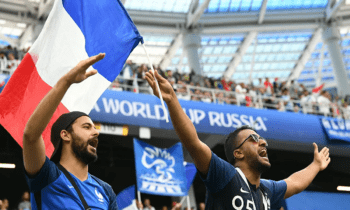 Euro 2020: Πίσω στα θρανία θα πρέπει να πάνε σίγουρα οι συγκεκριμένοι οπαδοί της Γαλλίας. Έχασαν τον αγώνα γιατί μπέρδεψαν το Βουκουρέστι με τη... Βουδαπέστη!