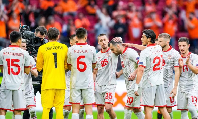 Euro 2020: Αποθέωση Πάντεφ και πασίγιο στο τελευταίο του παιχνίδι (vid)