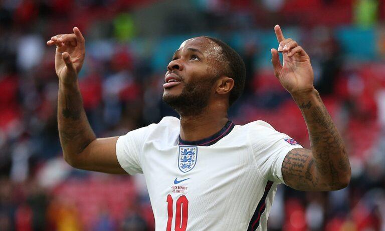 Euro 2020 Τσεχία – Αγγλία 0-1: «Κλείδωσε» την πρωτιά με Στέρλινγκ
