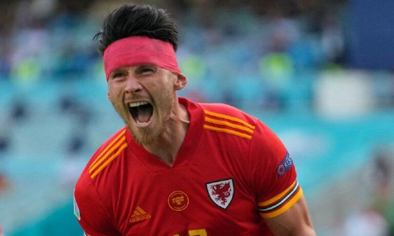 EURO 2020 – Ουαλία: Ο Κίφερ Μουρ «έσπασε» τα… ρολόγια