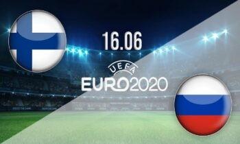 Euro 2020: Φινλανδία-Ρωσία LIVE
