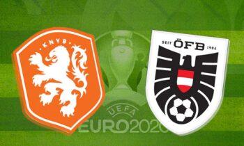 Euro 2020: Ολλανδία - Αυστρία LIVE