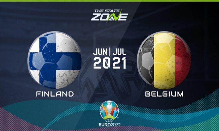 Euro 2020: Φινλανδία – Βέλγιο LIVE