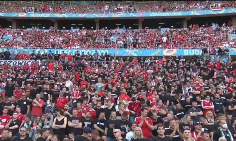 Euro 2020 Ουγγαρία – Πορτογαλία: Το κατάμεστο γήπεδο και η απίστευτη ευκαιρία του Ρονάλντο (vids)