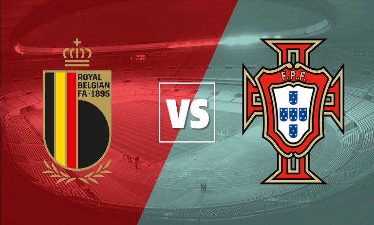 Euro 2020: Βέλγιο – Πορτογαλία LIVE 1-0 (ΤΕΛΙΚΟ)