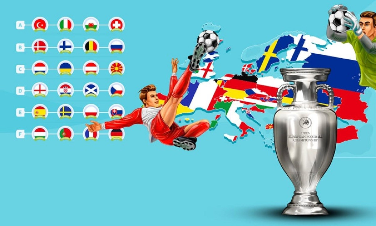 Euro 2020: «Σέντρα» στη διοργάνωση με το Τουρκία – Ιταλία
