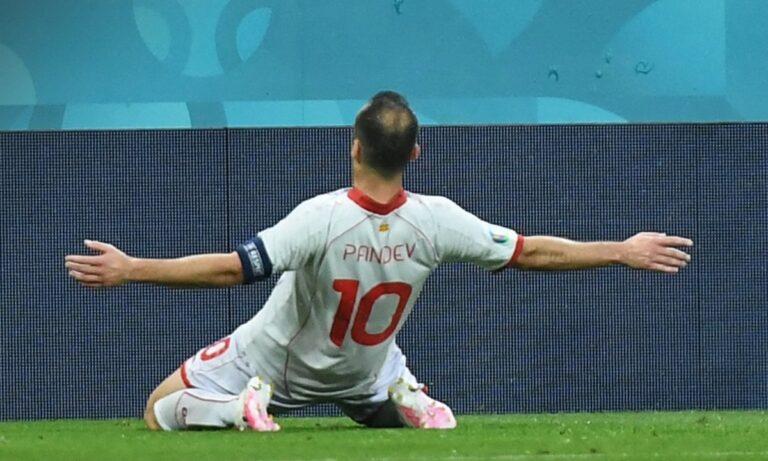 Euro 2020 Αυστρία – Β. Μακεδονία: Σκόραρε ο γερόλυκος Πάντεφ – Τα γκολ του α' ημιχρόνου