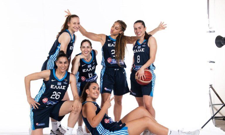 Ευρωμπάσκετ: Πρεμιέρα για την Εθνική Γυναικών