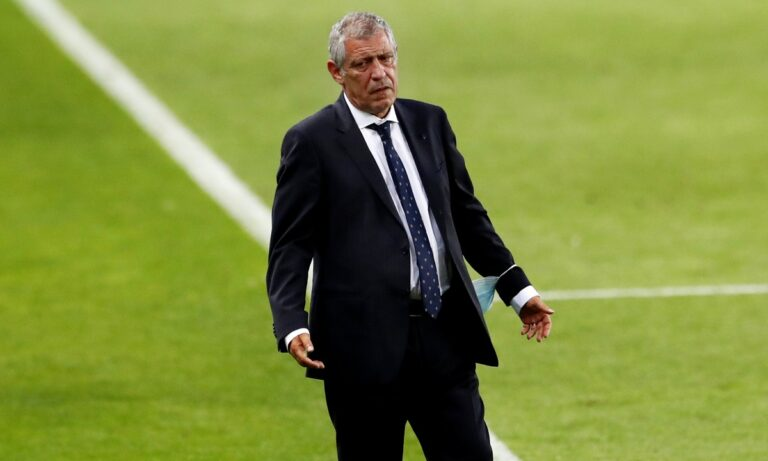 Euro 2020 – Σάντος: «Είμαστε δυνατοί – Μπορούμε να βελτιωθούμε κι άλλο»