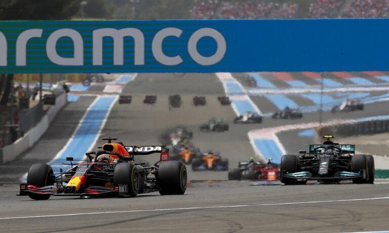 Formula 1: Θριαμβευτής Φερστάπεν στο Γκραν Πρι της Γαλλίας! (vid)