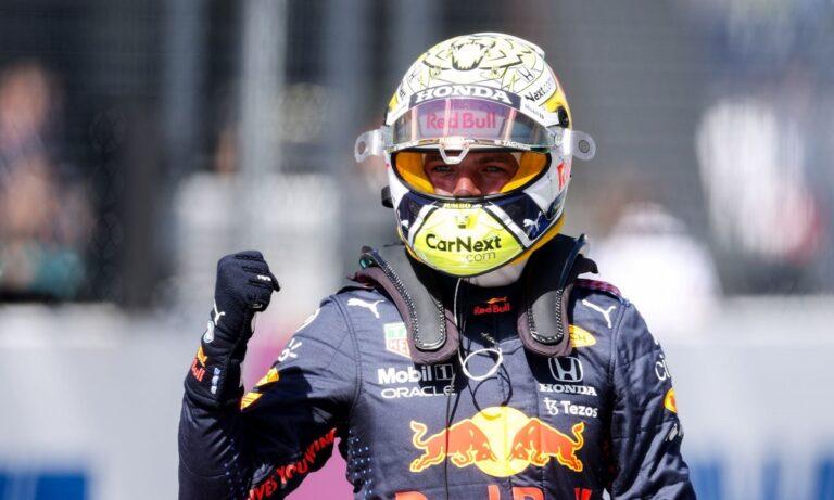 Formula 1: Τους κάνει πλάκα ο Φερστάπεν, πρώτος και στην Αυστρία (vid)