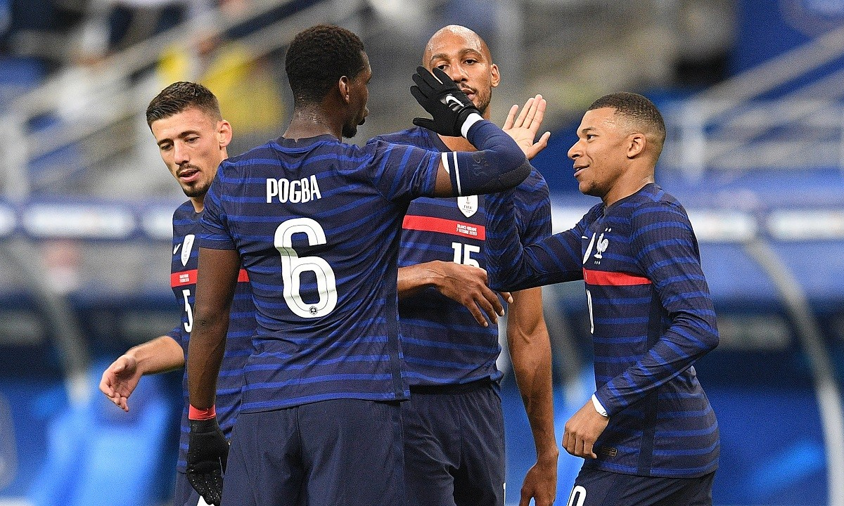Euro 2020: Νέος αλγόριθμος έβγαλε πρωταθλήτρια την Γαλλία (pic)