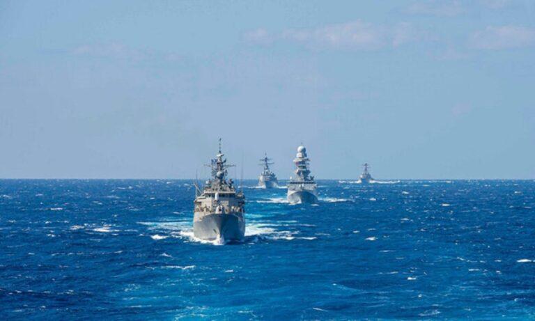 Τούρκοι: Γαλλία και ΗΠΑ επιλέγει η Ελλάδα για φρεγάτες και πλοία ενδιάμεσης λύσης