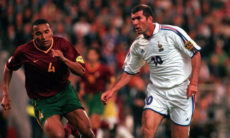 Euro 2000: Η μέρα που ο Ζινεντίν Ζιντάν «σκότωσε» την Πορτογαλία (vid)