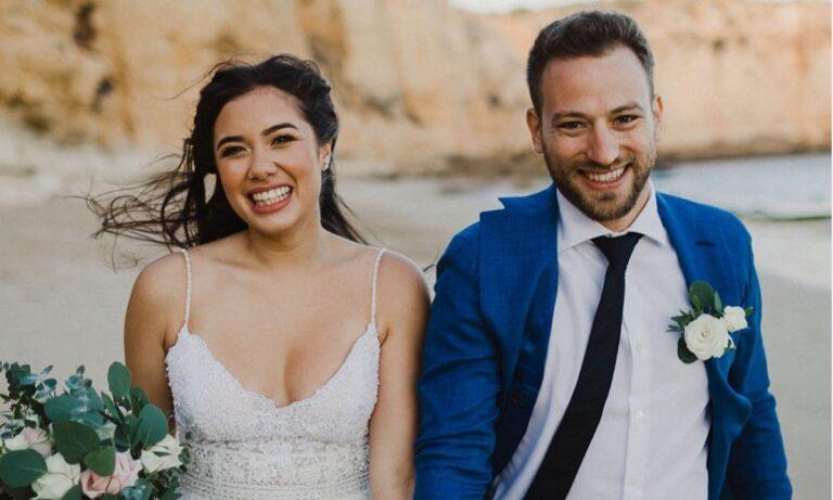 Έγκλημα στα Γλυκά Νερά: Ο ονειρικός γάμος Καρολάιν – Μπάμπη μέσα από φωτογραφίες